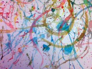 Abstract Painting 2 Youth Restart