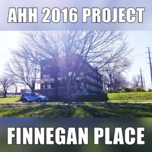 AHH 2016 Project - Finnegan Place