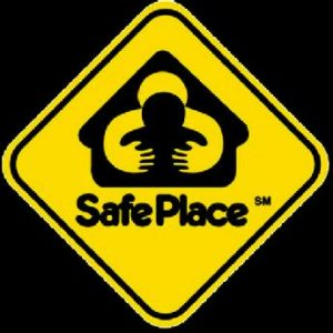 National Safe Place Sign