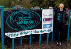 Walk for Woo Banner